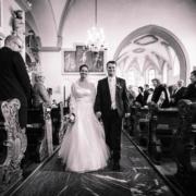 Hochzeit Judith und Harald in der Basilika Rankweil