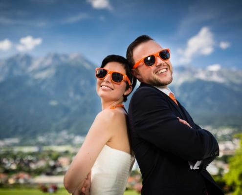 Hochzeit Andrea & Ralph, Innsbruck